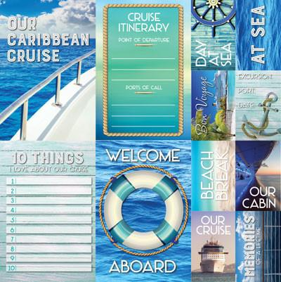 caribbean cruise kit