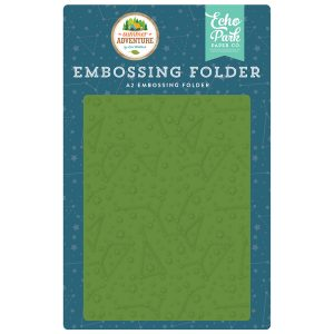 carpeta de embossing summer adventure