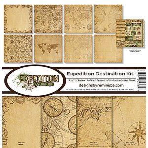 expedition destination