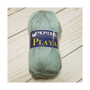 lana gris Playa