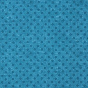 tela con lunares gorjuss azul
