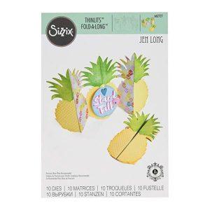 troqueles thinlits pineapple