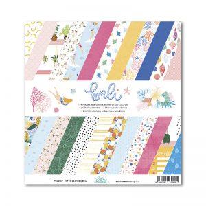 Pad de 48 papeles Bali