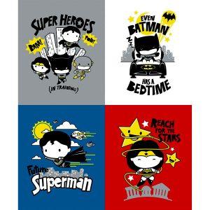 Panel Super Héroes