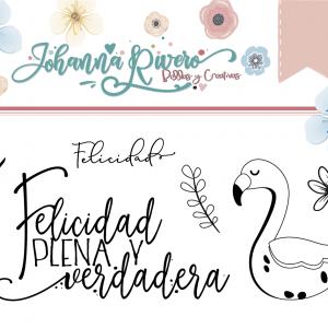 sellos flamenco Johanna Rivero