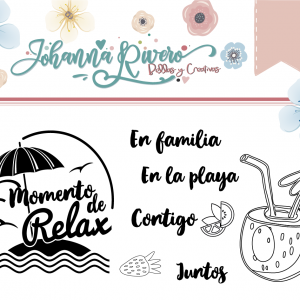 Sellos Relax Johanna Rivero