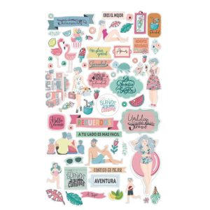 die cuts dulces momentos