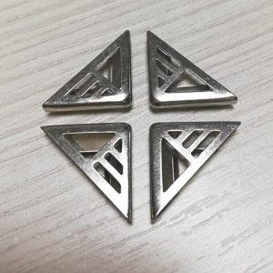 esquinera plata troqueladas pequeña