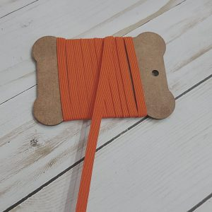 goma-plana-naranja