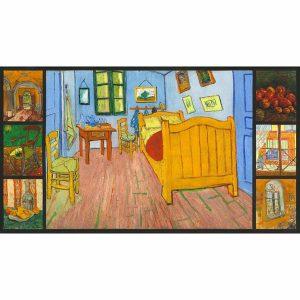 Panel la habitacion