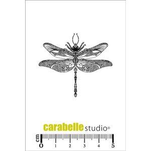 sello de caucho libelulle
