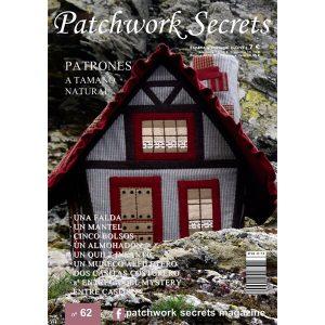 revista partchwork secrets 62