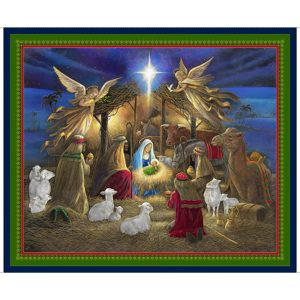 Panel Holy Night