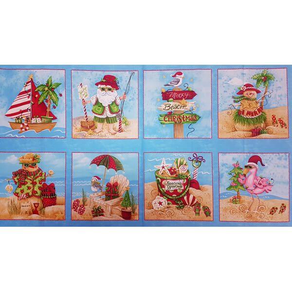 Panel de Navidad