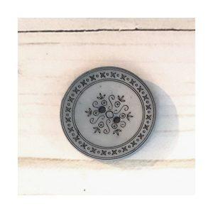 Botón-coco-gris