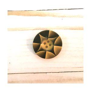 Botón fantasía caleidoscopio