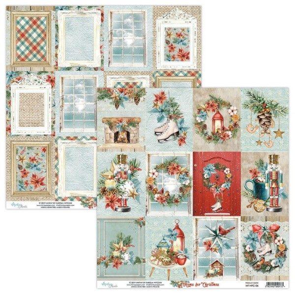 kit papeles home for christmas