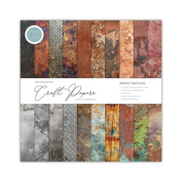pad metal textures craft consortium