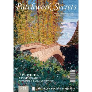 revista patchwork secrets 63