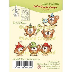 sellos acrilicos owly