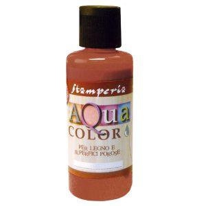 aquacolor color marron