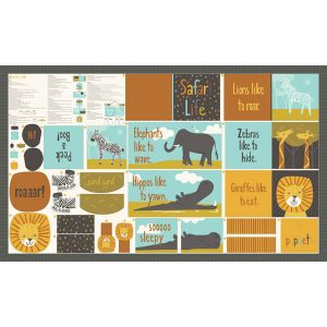 Panel safari life