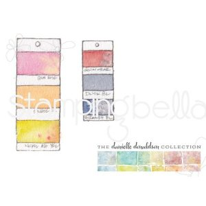 Sellos Danielle's swatch
