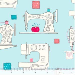 Tela maquinas coser