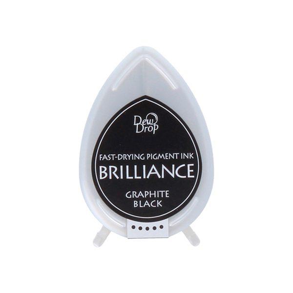 dew drop brilliance graphite black