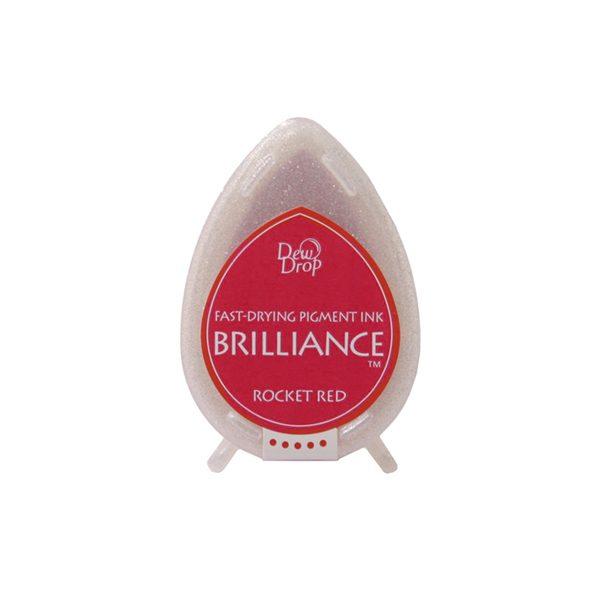dew drop brilliance rocket red