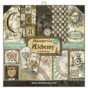 kit alchemy papeles