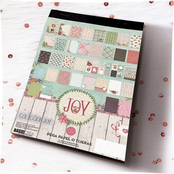 pad papeles joy