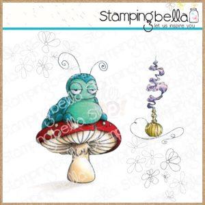 sellos caterpillar stamping bella