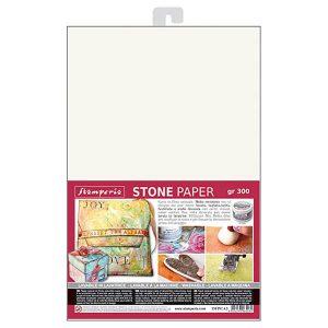 stone paper stamperia