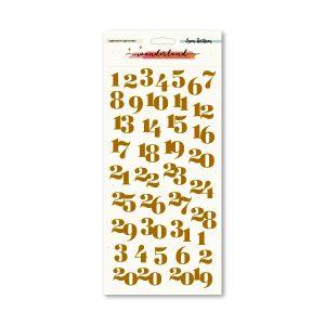 numeros diario de navidad