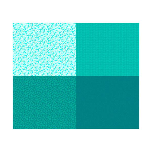 Panel Mingle verde esmeralda
