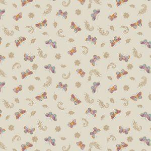 Tela Patchwork mariposas
