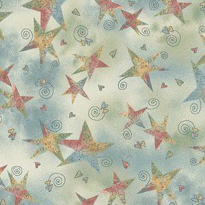 Tela-Swirly-Stars