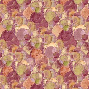 Tela-algodón-círculos