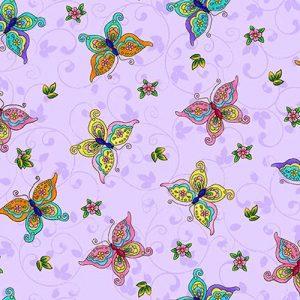 Tela-mariposas-lila