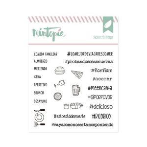sellos hashtags-deliciosos-mintopia