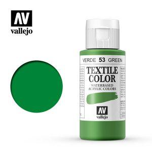 textile color vallejo verde 53