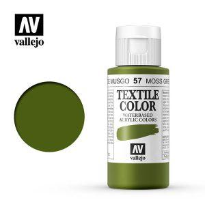 textile color vallejo verde musgo 57