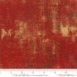 Grunge Metalico rojo