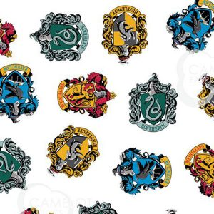 Tela-Escudos Harry Potter