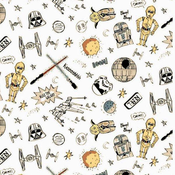 Tela-Star-Wars-iconos-detal