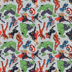 Tela-Superhéroes-de-Marvel