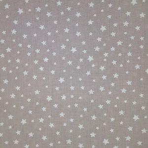 Tela-White-Stars