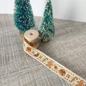 cinta decorativa Motivos Navideños