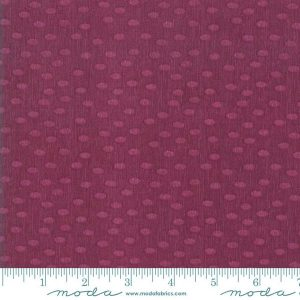 Tela-Dots-Burgundy
